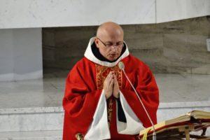 Msza św. o uzdrowienie duszy i ciała, o. Józef Witko