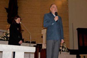 Msza Św. o uzdrowienie i uwolnienie z o. Antonello Cadeddu