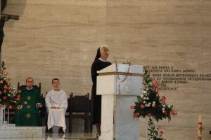 Spotkanie ze s. Krystyną Kusak ze Zgromadzenia Sióstr Adoratorek Krwi Chrystusa