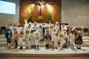 Msza dla dzieci – peregrynacja figury św. Michała Archanioła