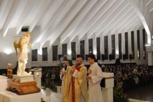 Peregrynacja figury św. Michała Archanioła
