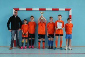 Turniej rejonowy Mistrzostw Polski Piłki Nożnej Halowej Służby Liturgicznej