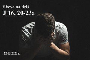 Słowo na dziś – 22.05.2020 r.