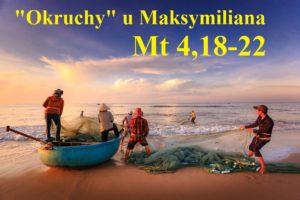 """""""Okruchy"""" Maksymiliana – 30.11.2020 r."""