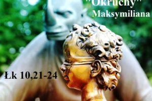 """""""Okruchy"""" Maksymiliana – 01.12.2020 r."""