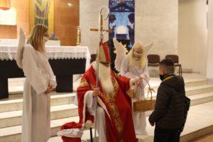 Święty Mikołaj w Mistrzejowicach