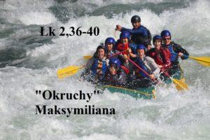 """""""Okruchy"""" Maksymiliana – 30.12.2020 r."""