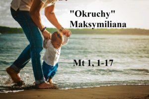 """""""Okruchy"""" Maksymiliana – 17.12.2020 r."""