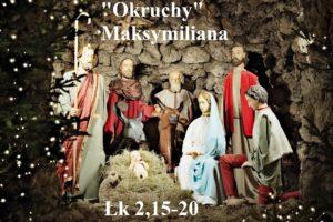 """""""Okruchy"""" Maksymiliana – 25.12.2020 r."""