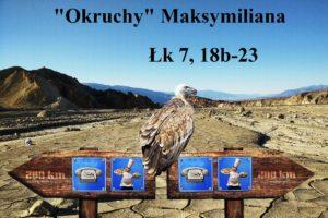 """""""Okruchy"""" Maksymiliana – 16.12.2020 r."""