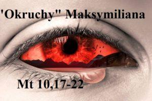 """""""Okruchy"""" Maksymiliana – 26.12.2020 r."""