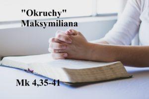 """""""Okruchy"""" Maksymiliana – 30.01.2021 r."""