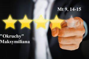 """""""Okruchy"""" Maksymiliana – 19.02.2021 r."""