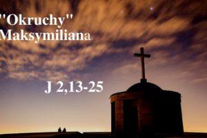 """Okruchy"" Maksymiliana – 07.03.2021"