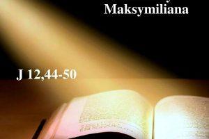 """""""Okruchy"""" Maksymiliana – 28.04.2021 r."""