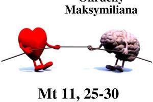 """""""Okruchy"""" Maksymiliana – 29.04.2021 r."""