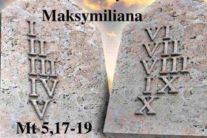 """""""Okruchy"""" Maksymiliana – 09.06.2021 r."""